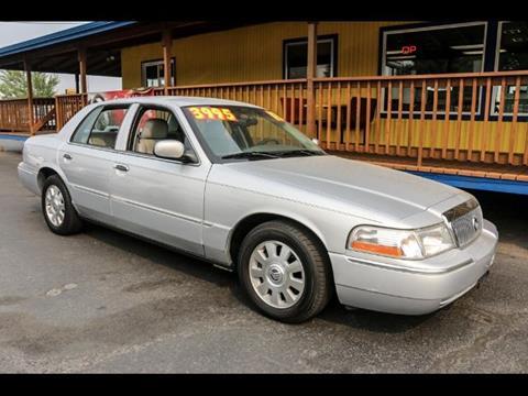2003 Mercury Grand Marquis for sale in Spokane WA