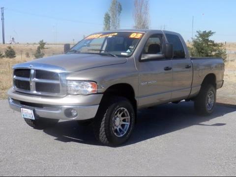 2003 Dodge Ram Pickup 2500 for sale in Spokane WA