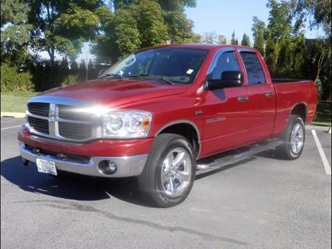 2007 Dodge Ram Pickup 1500 for sale in Spokane, WA