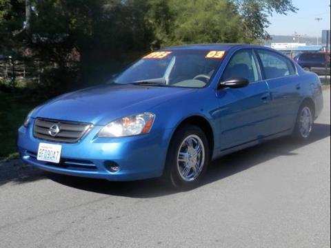 2003 Nissan Altima for sale in Spokane WA