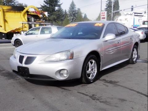 2004 Pontiac Grand Prix for sale in Spokane WA