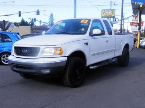 2003 Ford F-150 for sale in Spokane, WA