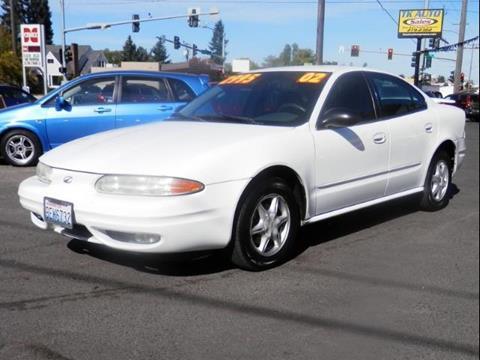 2002 Oldsmobile Alero for sale in Spokane WA