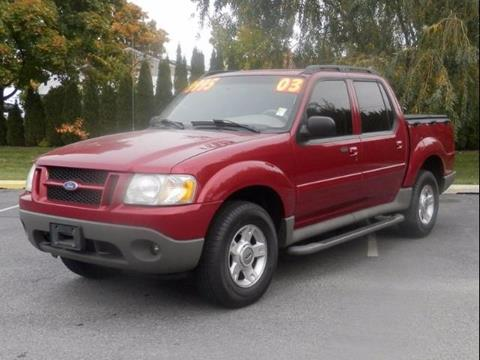 2003 Ford Explorer Sport Trac for sale in Spokane WA