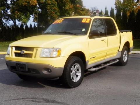 2002 Ford Explorer Sport Trac for sale in Spokane WA