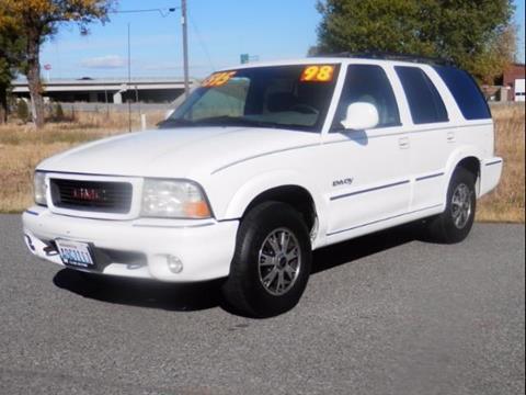 1998 GMC Jimmy for sale in Spokane WA