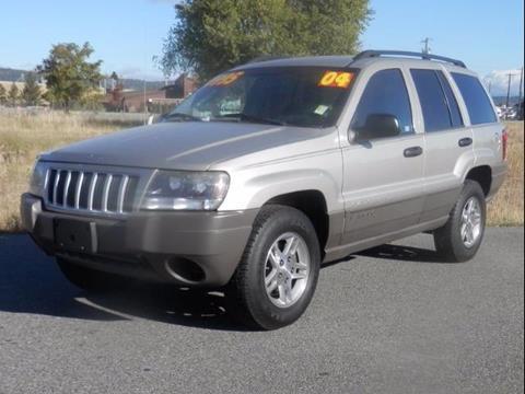 2004 Jeep Grand Cherokee for sale in Spokane WA