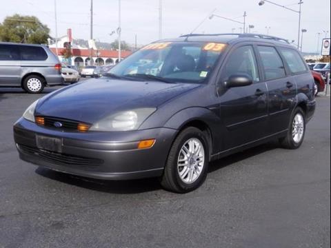2003 Ford Focus for sale in Spokane WA
