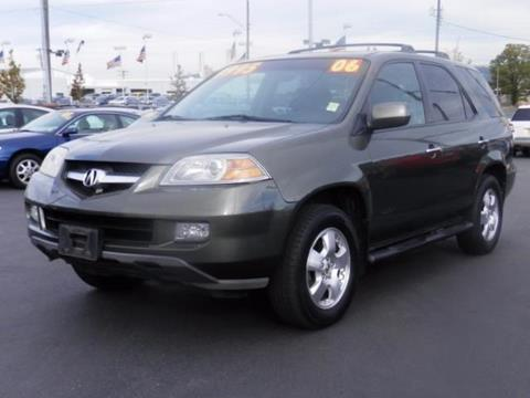 2006 Acura MDX for sale in Spokane WA