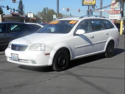 2007 Suzuki Forenza for sale in Spokane WA