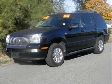 2006 Mercury Mountaineer for sale in Spokane WA