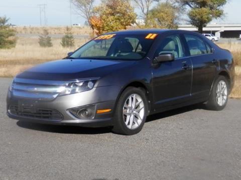 2011 Ford Fusion for sale in Spokane WA