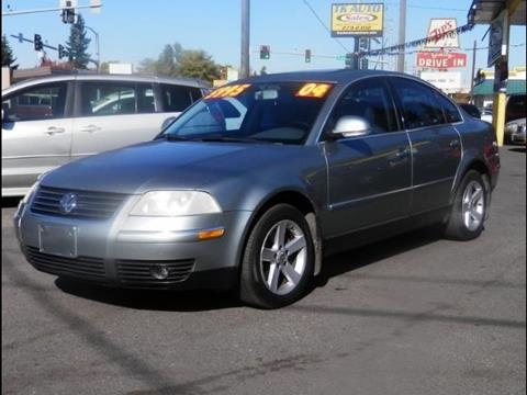 2004 Volkswagen Passat for sale in Spokane, WA