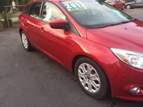 2012 Ford Focus for sale in Yuba City, CA