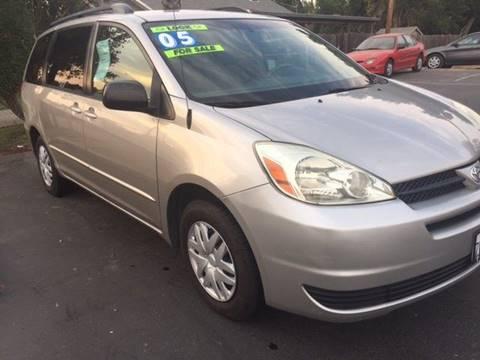 2005 Toyota Sienna for sale in Yuba City, CA