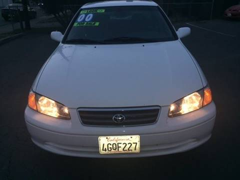 2000 Toyota Camry for sale in Yuba City CA