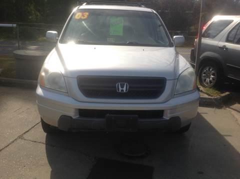 2003 Honda Pilot for sale in North Chesterfield, VA