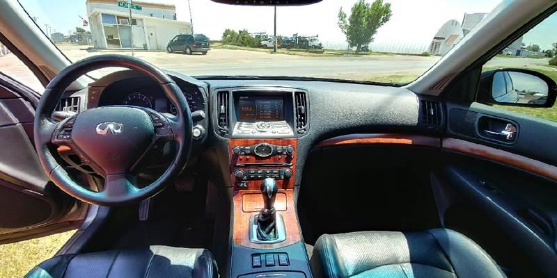 2008 Infiniti G35 for sale at Nine23 Automotive in Strasburg CO