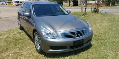2008 Infiniti G35 for sale at Nine23 Automotive in Strasburg CO