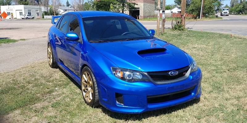 2011 Subaru Impreza for sale at Nine23 Automotive in Strasburg CO