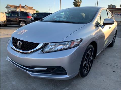 2015 Honda Civic for sale in Dinuba, CA