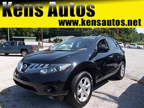 2009 Nissan Murano for sale in Paris, KY