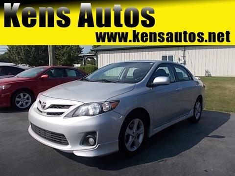 2013 Toyota Corolla for sale in Paris, KY