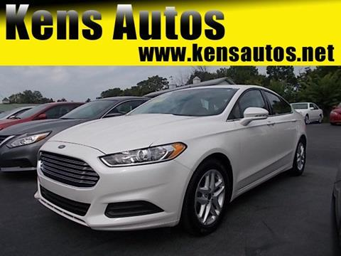 2016 Ford Fusion for sale in Paris, KY