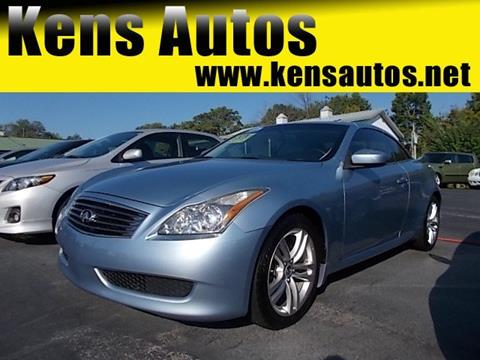 2009 Infiniti G37 Convertible for sale in Paris, KY