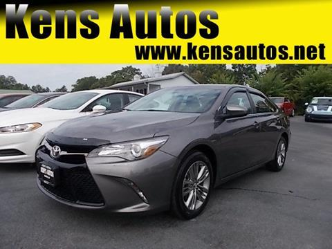 2016 Toyota Camry for sale in Paris, KY