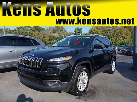 2017 Jeep Cherokee for sale in Paris, KY