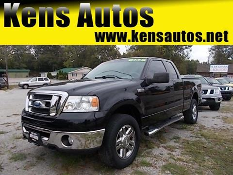 2008 Ford F-150 for sale in Paris, KY