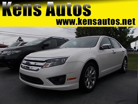 2011 Ford Fusion for sale in Paris, KY