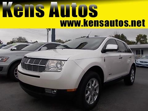 2010 Lincoln MKX for sale in Paris, KY