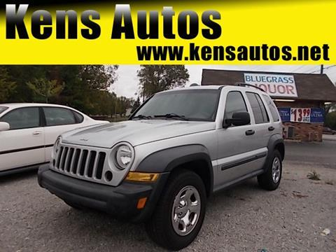 2006 Jeep Liberty for sale in Paris, KY