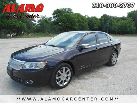 2007 Lincoln MKZ for sale in San Antonio, TX