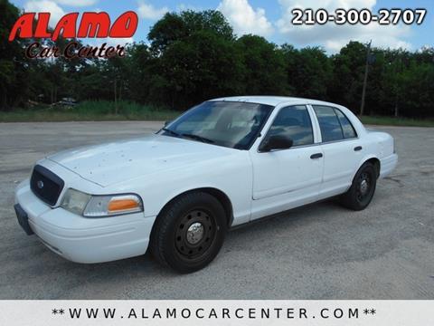 2008 Ford Crown Victoria for sale in San Antonio, TX