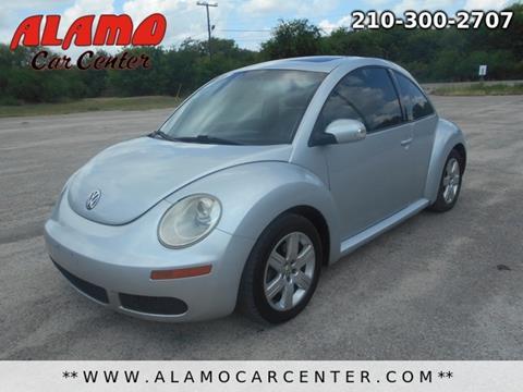 2007 Volkswagen New Beetle for sale in San Antonio, TX