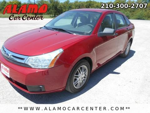 2010 Ford Focus for sale in San Antonio, TX