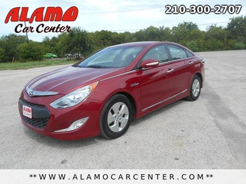 2011 Hyundai Sonata Hybrid for sale in San Antonio, TX
