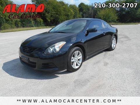 2011 Nissan Altima for sale in San Antonio, TX