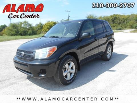 2005 Toyota RAV4 for sale in San Antonio, TX