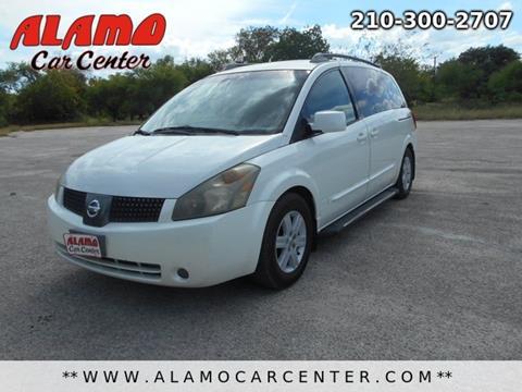 2004 Nissan Quest for sale in San Antonio, TX