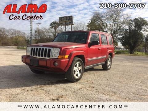2009 Jeep Commander for sale in San Antonio, TX