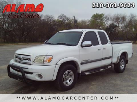 Used 2005 Toyota Tundra For Sale In San Antonio Tx Carsforsale Com