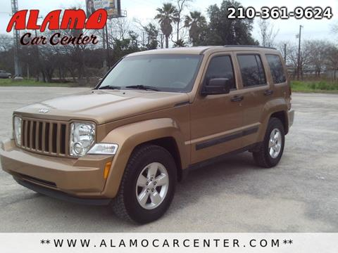 2012 Jeep Liberty for sale in San Antonio, TX
