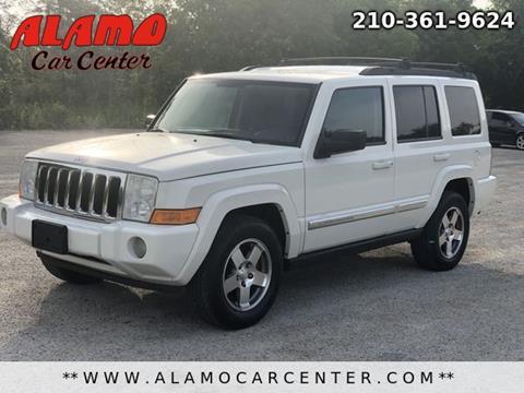 2010 Jeep Commander for sale in San Antonio, TX
