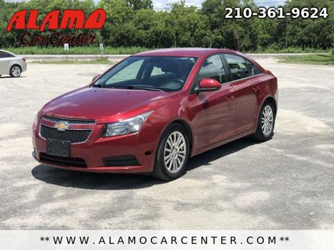 2013 Chevrolet Cruze for sale in San Antonio, TX
