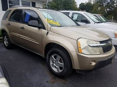 2005 Chevrolet Equinox for sale in Mountain Home, AR