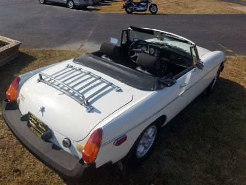 1977 MG B for sale in Mountain Home, AR